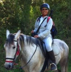 Subí a caballo desde la Hípica AL PASO - Las Herrerías.
