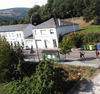 Más vistas desde el balcón de la Habitación doble