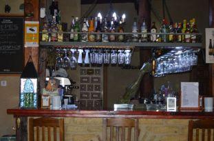 La zona de bar