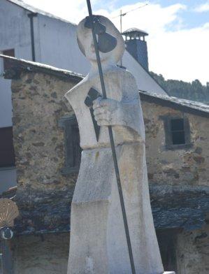 Al final de la fot, este monumento