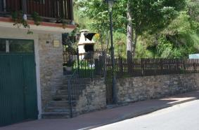 Por fin Casa Rural El Recanto, en Vega de Valcace.
