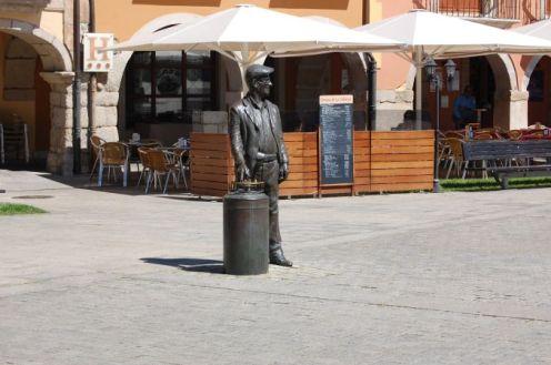 Monumento peatonal