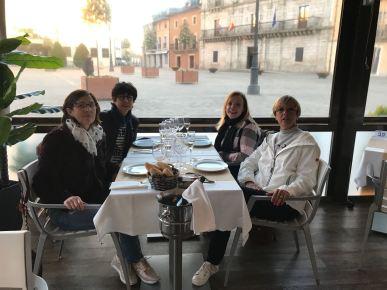 Grupo amigas de Rabanal a Vega