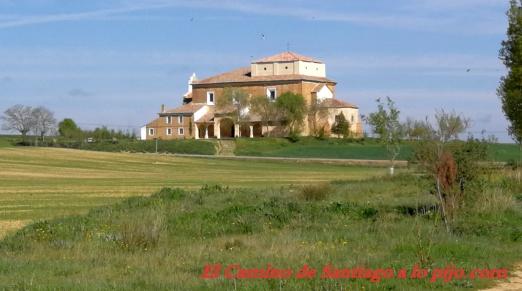 Otro monasterio en el camino del Río.