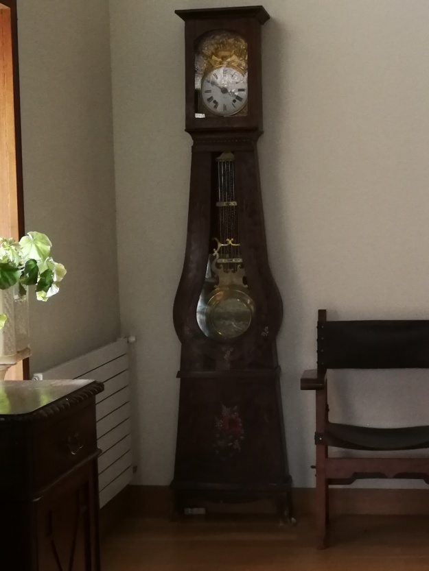 Detalles decorativos de anticuario