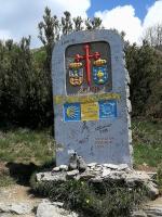 Entrada a Galicia