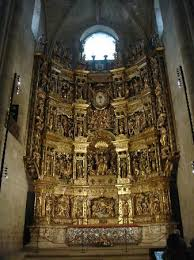 images retablo renancentista Santo Domingo de la Calzada