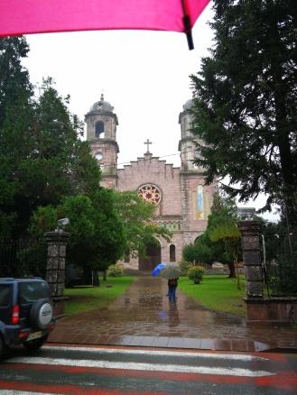 Iglesia en ELIZONDO