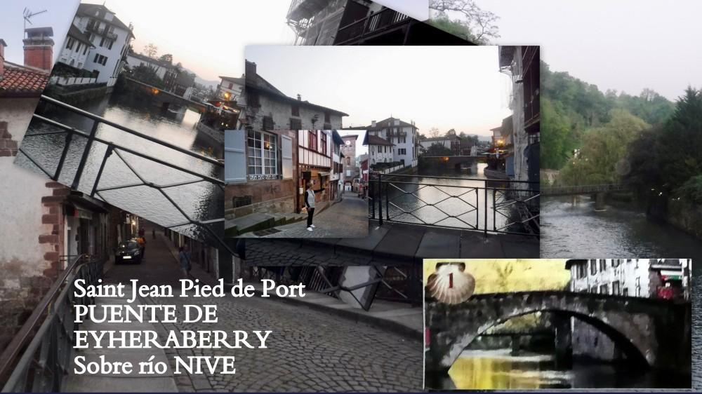 1. Sain Jean Pied de Port