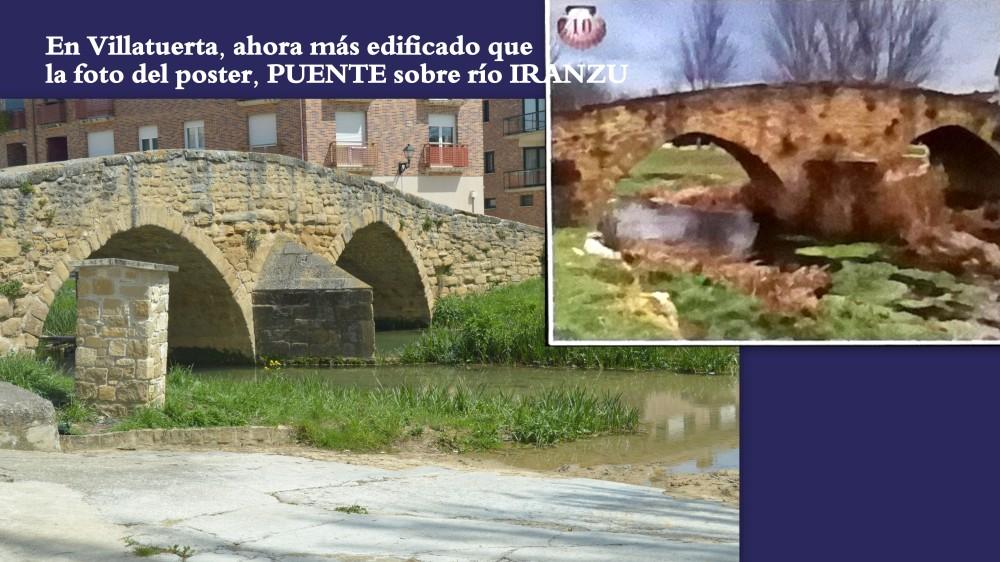 10.Villatuerta, puente sobre río IRANZU