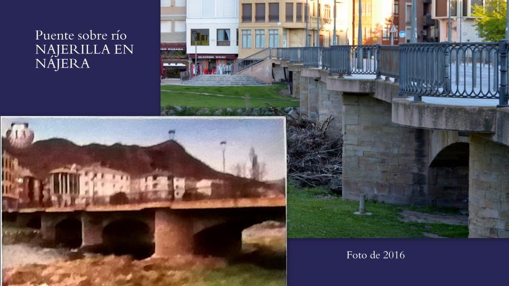 13.Nájera, puente sobre río NAJERILLA