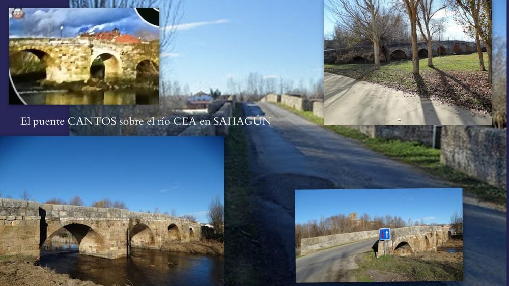 22.PUENTE CANTOS sobre río CEA en SAHAGÚN (2)