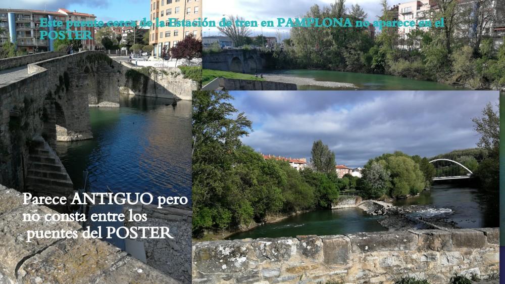 5.2 puente que no está en POSTER- PAMPLONA, cerca estación