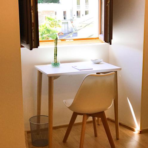 El perfecto escritorio con luz natural